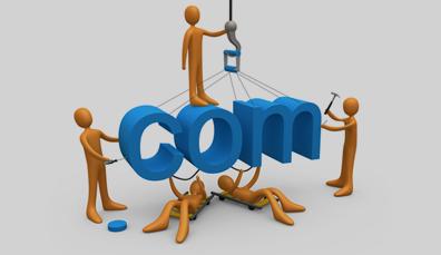 如何注册网站域名