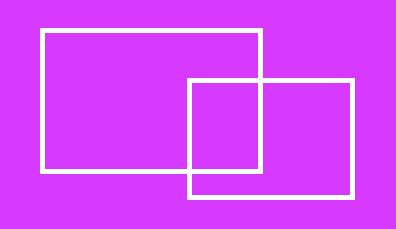 网页设计中如何运用方框/方形元素?