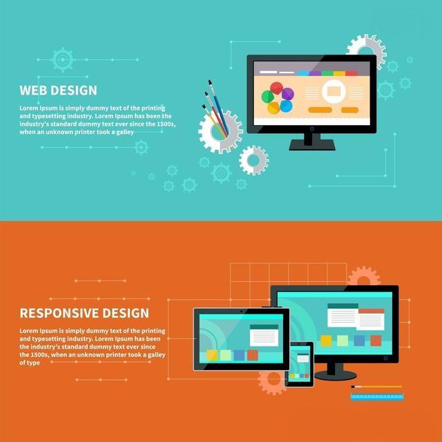 响应式网站与传统网站相比,谁更胜一筹?