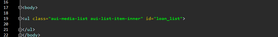 apiCloud异步添加列表页内容详解