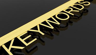 如何使用关键词优化网站?