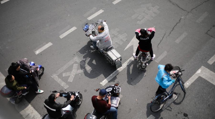 关于禁止自行车逆向骑行过马路的规定大家怎么看?
