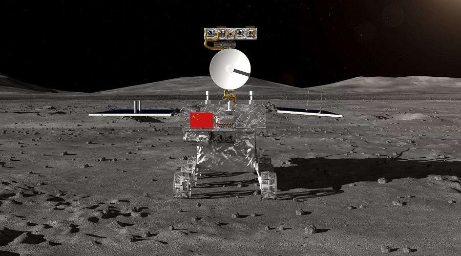 """中国实现""""嫦娥登月""""的背后你有了解吗?"""