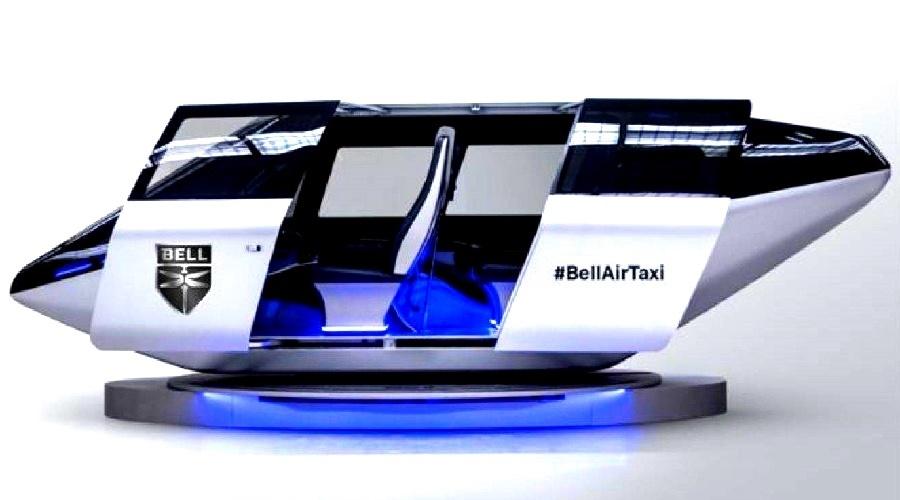继超级高铁之后,贝尔空中出租车也将问世!