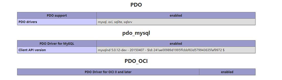 PHP如何使用Oracle数据库,PHP开启Oracle扩展方法