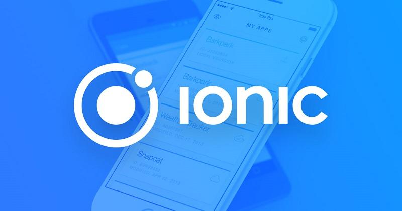在移动APP开发的框架中Ionic框架具有什么优点?为什么选择Ionic框架?