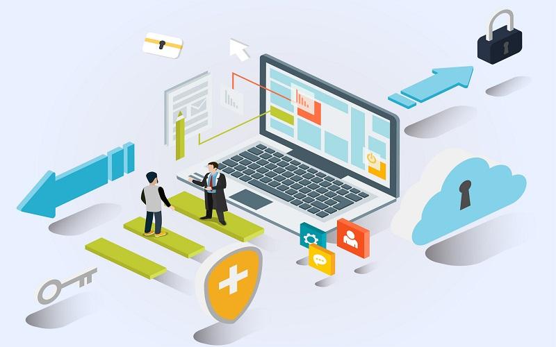 企业网站建设中使用模板建立网站有哪些弊端?