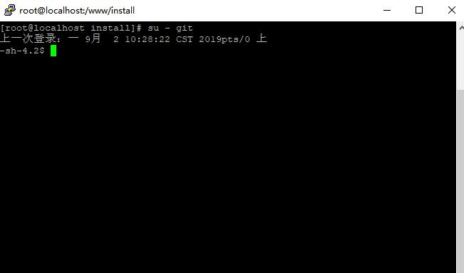 GITlab找回密码su-git切换环境.png